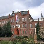 Heilige Geestklooster, moederhuis aanbiddingszusters, Steyl (voorzijde).